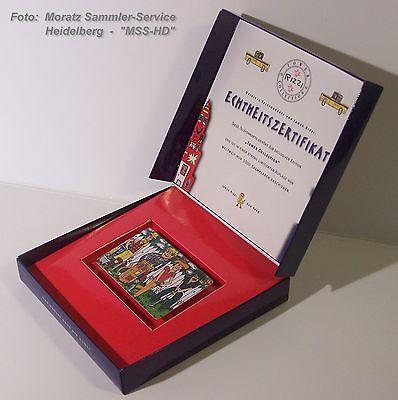 "James Rizzi - Box ""FABULOUS FOURSOME"" - Golf"