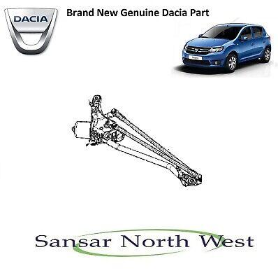 Brand New Genuine - Dacia Sandero - Front Wiper Motor & Mechanism Linkages