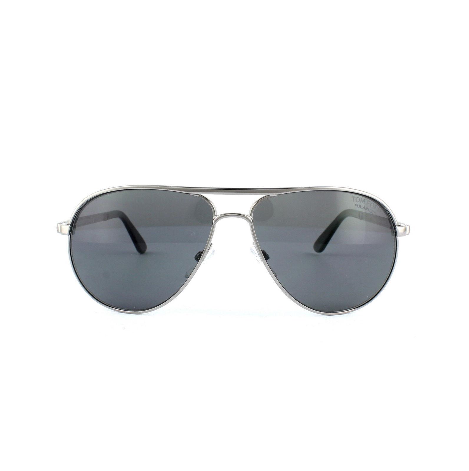 f47f8774c8753 Polarized James Bond 007 Skyfall Tom Ford Marko Aviator Sunglasses ...