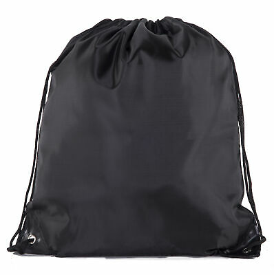 Drawstring Backpack Cinch Bags, Bulk Pull String Bags, Athletic Backpacks - Pull String Bags