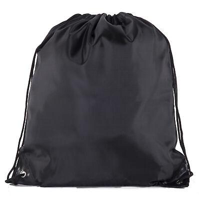 Drawstring Backpack Cinch Bags, Bulk Pull String Bags, Athle