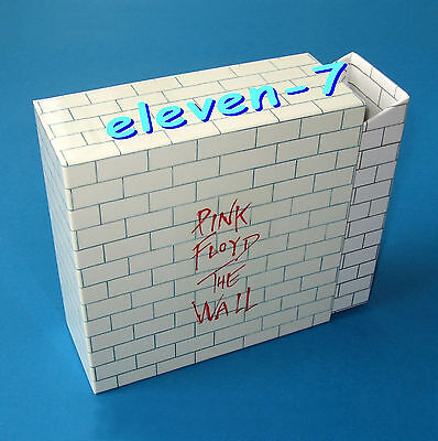 PINK FLOYD The Wall PROMO BOX for JAPAN mini lp cd (BOX only)
