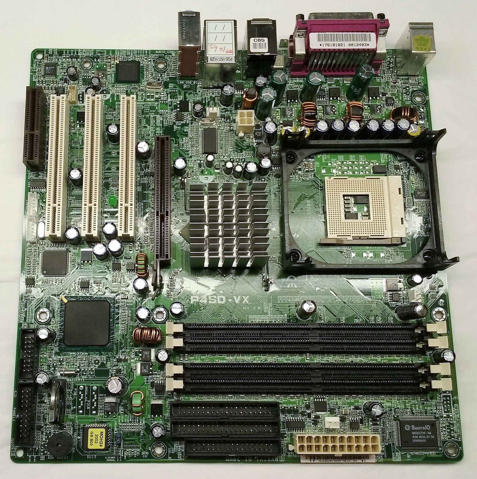 P4SD-VX MOTHERBOARD WINDOWS 7 X64 DRIVER DOWNLOAD