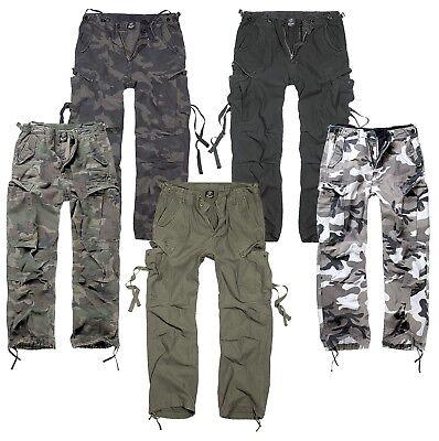 M65 Vintage Trouser Armeehose Feldhose Arbeitshose Cargohose Baumwolle S-7XL - Baumwolle Vintage Hose Arbeit
