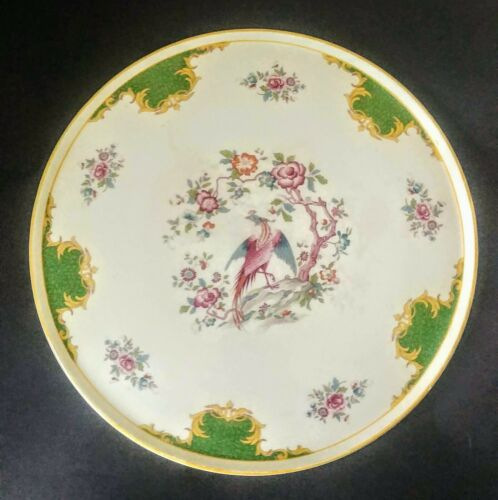 BARKER BROTHERS - ROYAL TUDOR WARE- LARGE CAKE PLATE - PATTERN NOT FOUND
