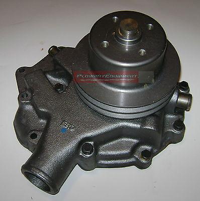Ar65965 Water Pump Assy W Backplate For John Deere Industrial 544b Ty6737 R55971