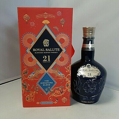 Chivas Royal Salute Chinese New Year Edition 0,7 L