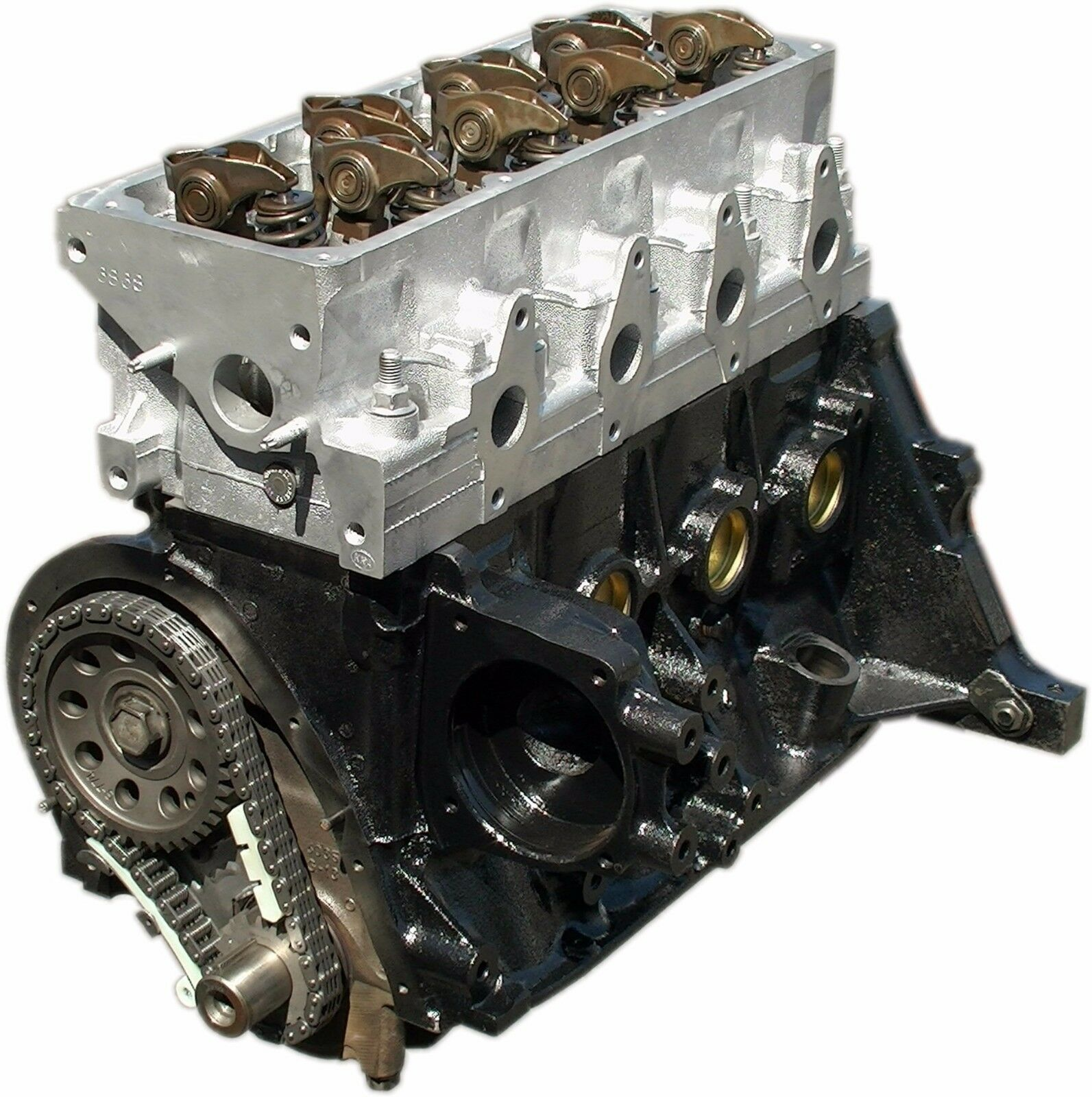 Remanufactured 90-2003 GM 2.2 Chevy Long Block Engine | eBay