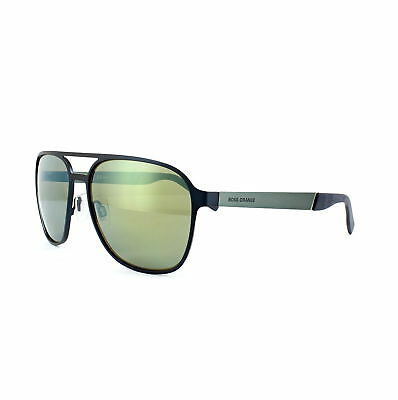Boss Orange Sunglasses 0226 LGE 3U Blue Green Khaki Blue (Boss Orange Aviator Sunglasses)