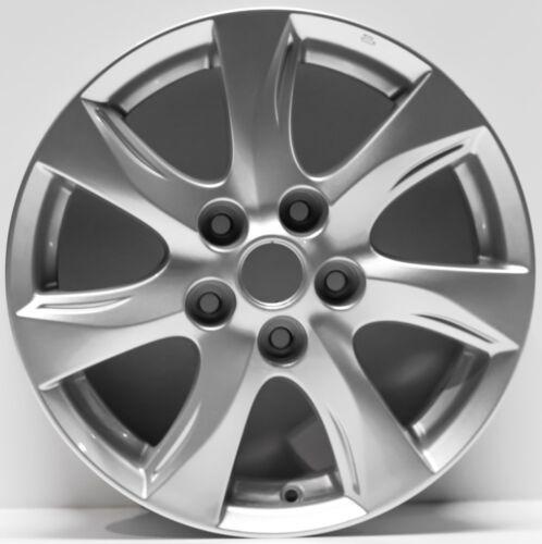 "New 16"" Wheel Rim for Mazda 3 2010 2011 64927 One Piece (Fits Kia, Hyundai )"