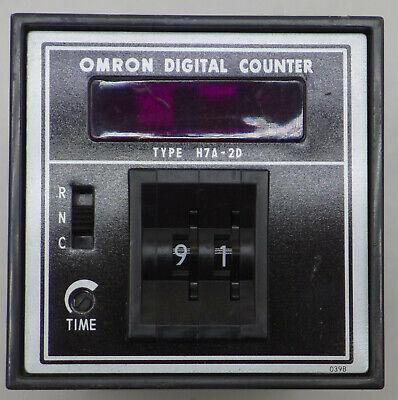 Omron Digital Counter H7a-2d
