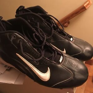 Adult Size 12 Nike Football Cleats