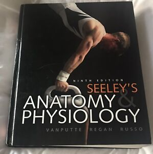 Seeley's Anatomy and Physiology Textbook 9th Edition
