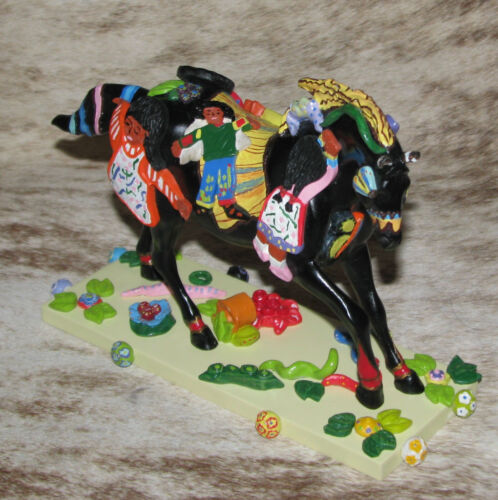 TRAIL OF PAINTED PONIES Children of the Garden 1E/9669~Magical~New in Black Box