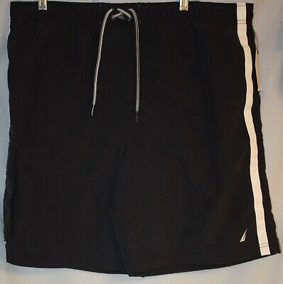 Nautica Men's Board Shorts/Swim Trunks~Navy~XL~NWT