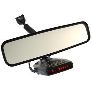 Escort Passport 9500ix Price - Mirrormount™ Escort Radar Detector Rearview Mirror Mount ...