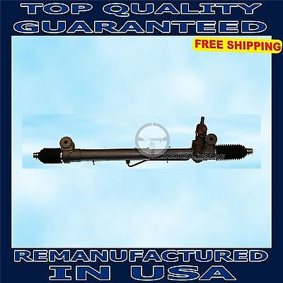 2002 Chevrolet Trailblazer Rack and Pinion Gear Assembly