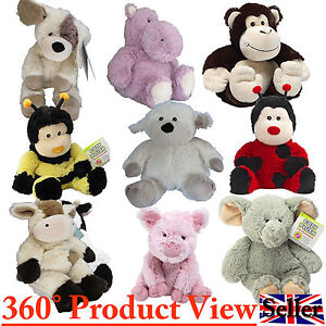Cozy-Plush-Microwavable-Toy-Animals-Soft-Scented-Gifts