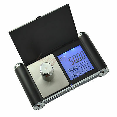 200g x 0.01g Touch Screen Jewelry Gram Carat Scale w Counting Pocket Balance 447