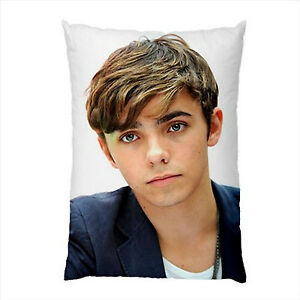 NEW* VERY HOT NATHAN SYKES THE WANTED  Photo  Pillow Case
