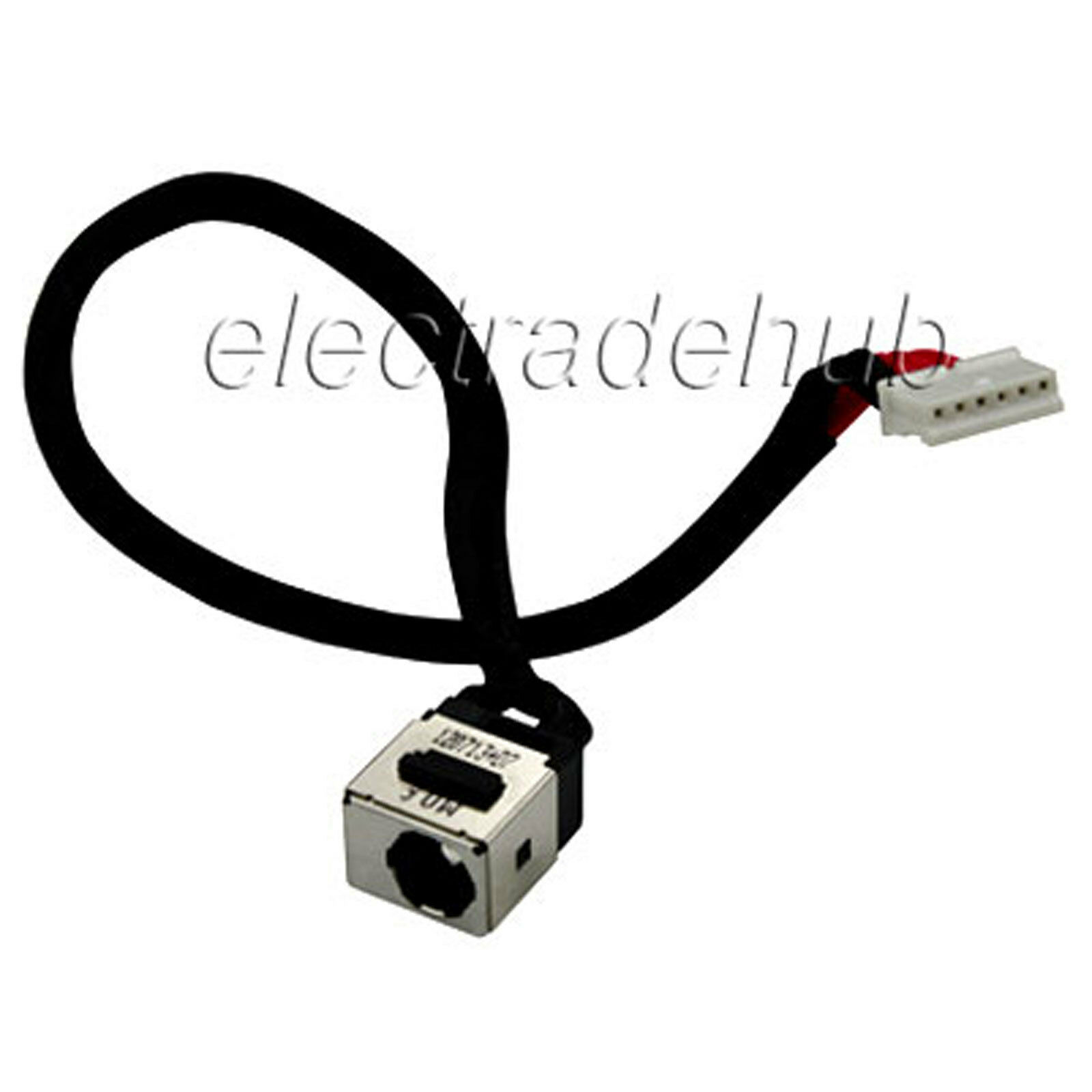 Ibm Lenovo Ideapad Y460p Y460n Y460 Dc Power Jack Socket Cable Harness Cj111