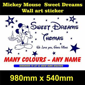 Mickey-mouse-wall-art-girls-boys-bedtime-bedroom-sticker-personalised-decal