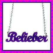 Justin Bieber Necklace