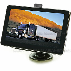 7-Truck-GPS-Navigation-4GB-AU-USA-EU-UK-Truck-Map-Bluetooth-AV-HGV-SpeedCam-TTS