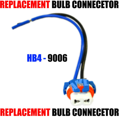 LEXUS GS IS LS HB4 9006 HEADLIGHT BULB HOLDER CONNECTOR