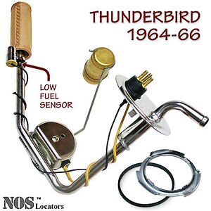 1964-66-Ford-Thunderbird-Premium-Stainless-Steel-Fuel-Tank-Sending-Unit