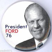 Ford Campaign Button