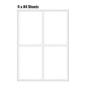 Elements Outdoor External Lockable Notice Board - 4 x Sizes (2, 4, 8, 15 x A4)