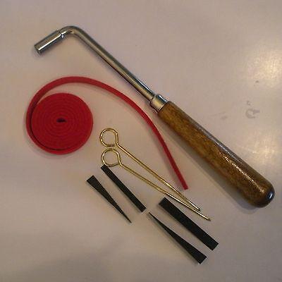 Piano Tuning Hammer (USA Made) & Mute Kit on Rummage