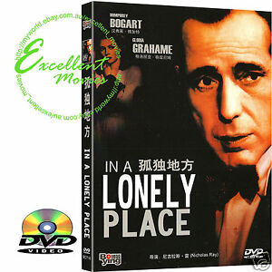 In a Lonely Place (1950) - Humphrey Bogart - NEW