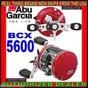 BCX-5600-5600BCX-ABU-GARCIA-AMBASSADEUR-ROUND-REEL-FISHING-BAITCAST-BAITCASTING