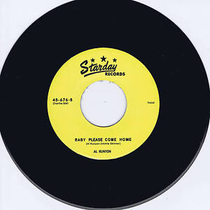 AL-RUNYON-BABY-PLEASE-COME-HOME-STUNNING-STARDAY-ROCKABILLY-KILLER-REPRO