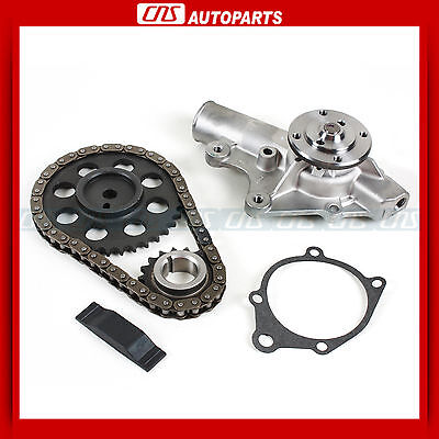 Engine Timing Chain Water Pump Kit 87-93 Jeep Cherokee Comanch 4.0l Ohv L6 12v on Sale