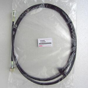 Toyota Speedometer Cable Ebay