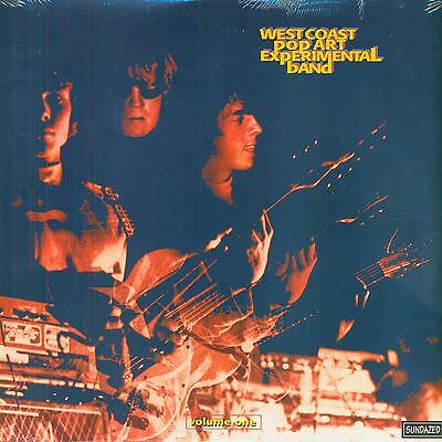 WEST COAST POP ART EXPERIMENTAL BAND Volume One LP NEW SEALED GARAGE PSYCH