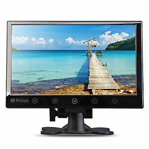 L0611-9-Car-Standalone-Digital-Monitor-Screen-Touch-Button-VGA-Port-HDMI-Speaker