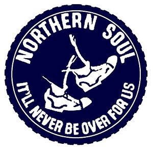NORTHERN-SOUL-IT-039-LL-NEVER-ESSERE-SOPRA-PER-US-CUSTODIA-BOLLO-AUTO-NUOVO