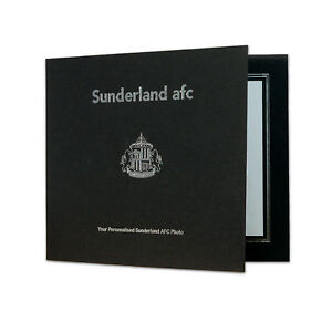 Personalised Sunderland AFC Dressing Room Photo - SAFC Football Picture Frame