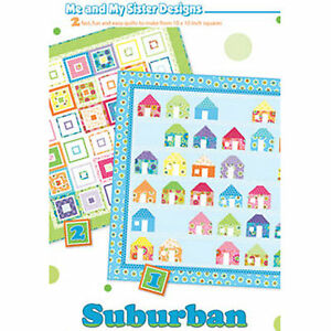 Me-My-Sister-Designs-SUBURBAN-Quilt-Pattern