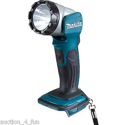 NEW Makita LXLM04 Cordless LED Flashlight, Requires BL1830 or BL1815 18V Volt