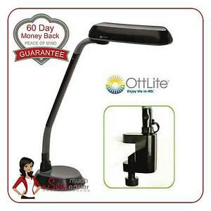 Ott-Lite Natural Daylight Desk Craft Lamp Ottlite lamps ottlight reading light