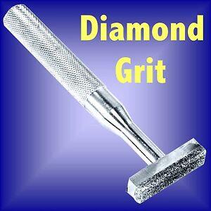 Silverline Diamond Grinding Wheel Dresser 40 x10mm grinder stone dressing tool