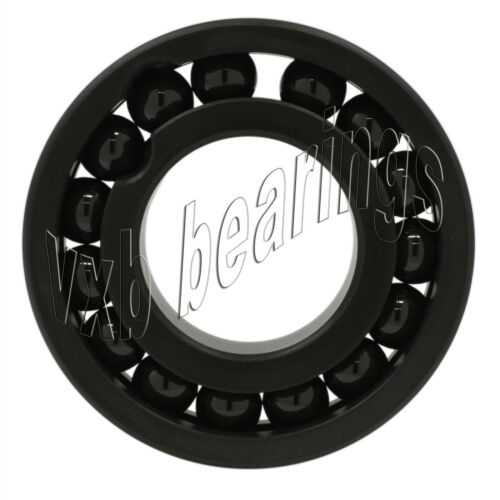 6000 Full Ceramic Bearing Sic Silicon Carbide 10mm X 26mm X 8mm Ball Bearings