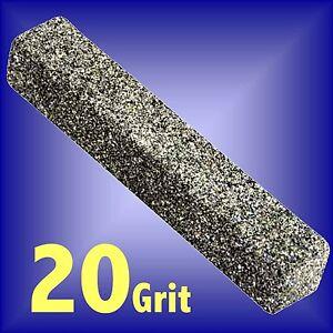 Silverline 20 Grit Grinding Wheel Dressing Stick grinder stone dresser tool