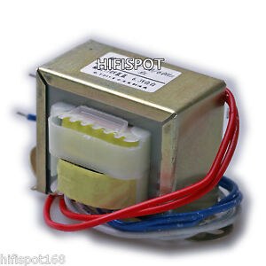 110V-30W-Transformer-170V-6-3V-for-6N3-PRE-AMPLIFIER