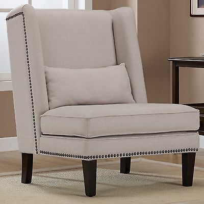 wing chair living room lounge arm chairs vintage dining modern mid